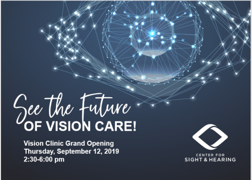 Vision Clinic Grand Opening